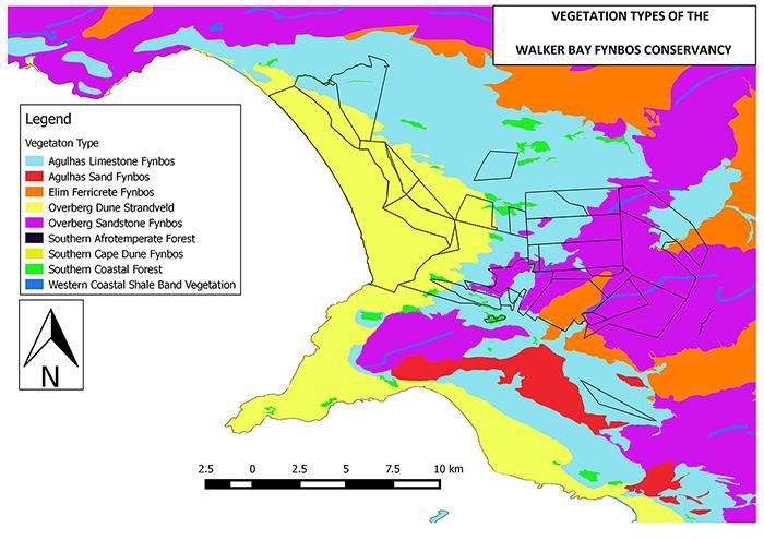 Who We Are  Walker Bay Fynbos Conservancy