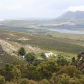 Mountain Biking Trail in Cape Town